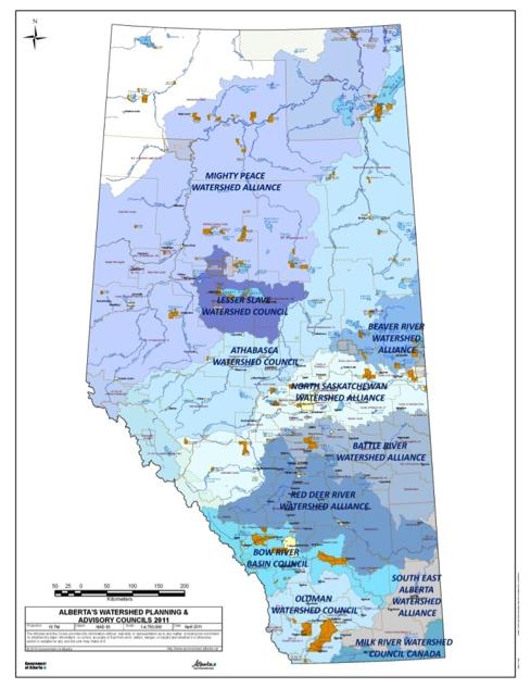 Watershed management   AUMA ca